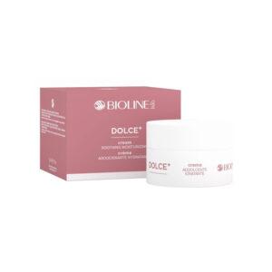 Dolce+ Cream Soothing Moisturizing – Крем успокаивающий увлажняющий