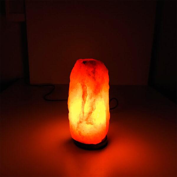 Солевая лампа Wonder Life «Скала» 2-3 кг