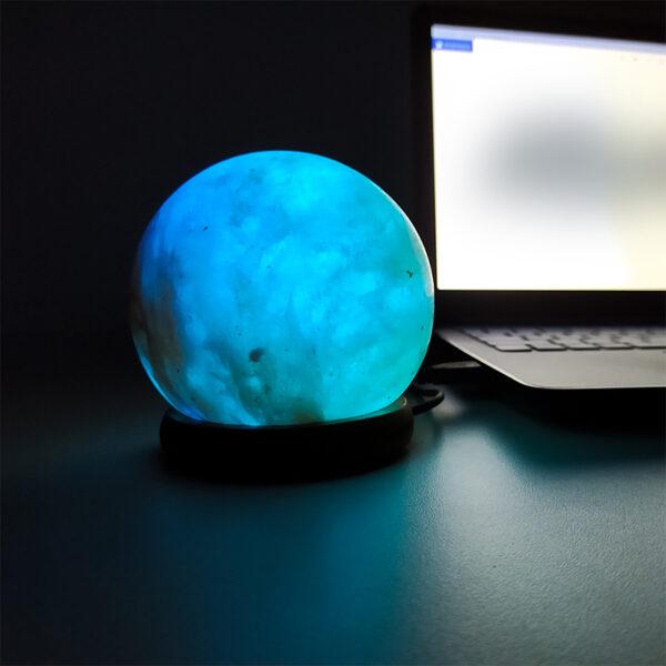 Солевая USB лампа Феншуй